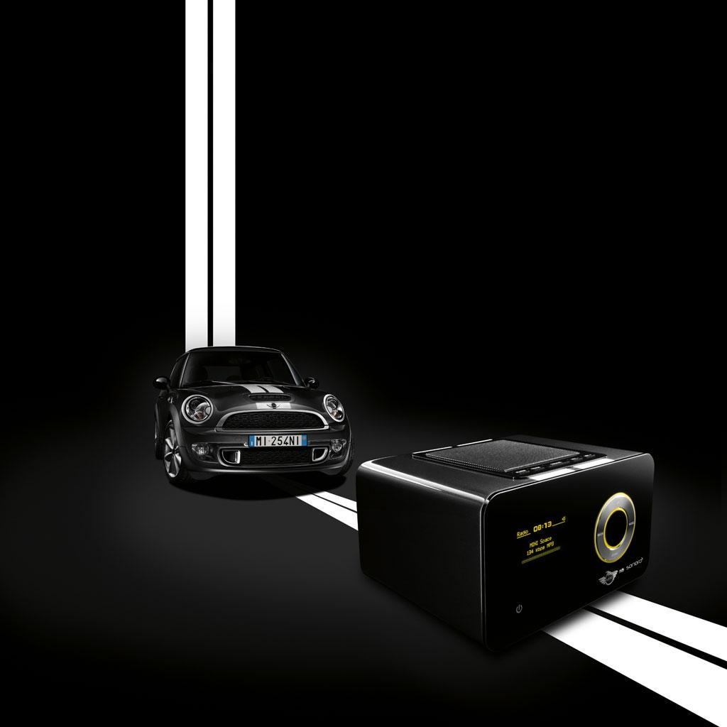 MINI rocks sonoro Internet radio System